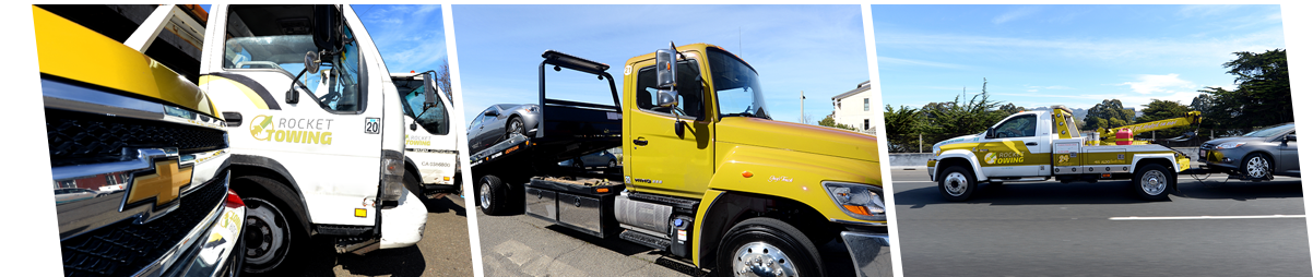 Licensed Towing Oakland